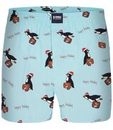 Boxershorts Happy Holiday L