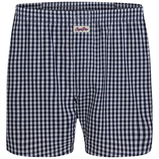 Sugar Pine - Woven boxer shorts - classic patterns - 100% cotton - Check 1708