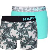 2-Pack Trunks Palmen