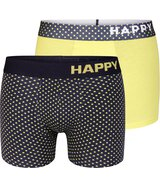 2-Pack Trunks Neon Dots  XL