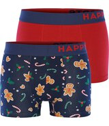 2-Pack Trunks Gingerbread Man  XL