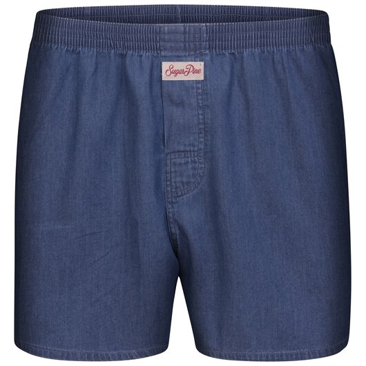 Sugar Pine - Mens woven boxershorts - loose fit - classic patterns - made from 100% cotton (2000-SPC-8102)