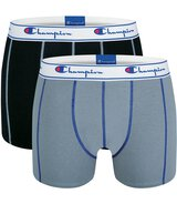 2-Pack Trunks (Grau/Schwarz) L