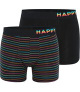 2-Pack Trunks Rainbow Stripes XL