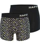 2-Pack Trunks Neon Polka