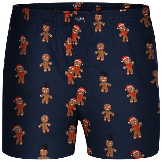 5-Pack Boxers X-mas (Set #1)