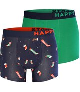 2-Pack Trunks Christmas Stockings