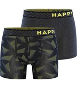 2-Pack Trunks Neon Triangles