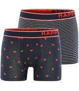 2-Pack Trunks Strawberries and Stripe