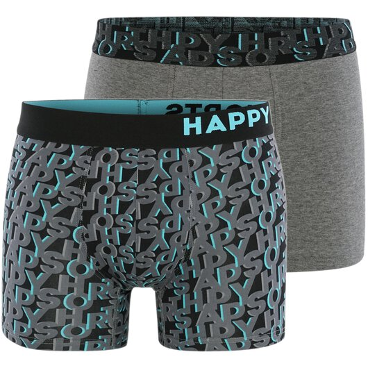 2-Pack Trunks Happy Letters